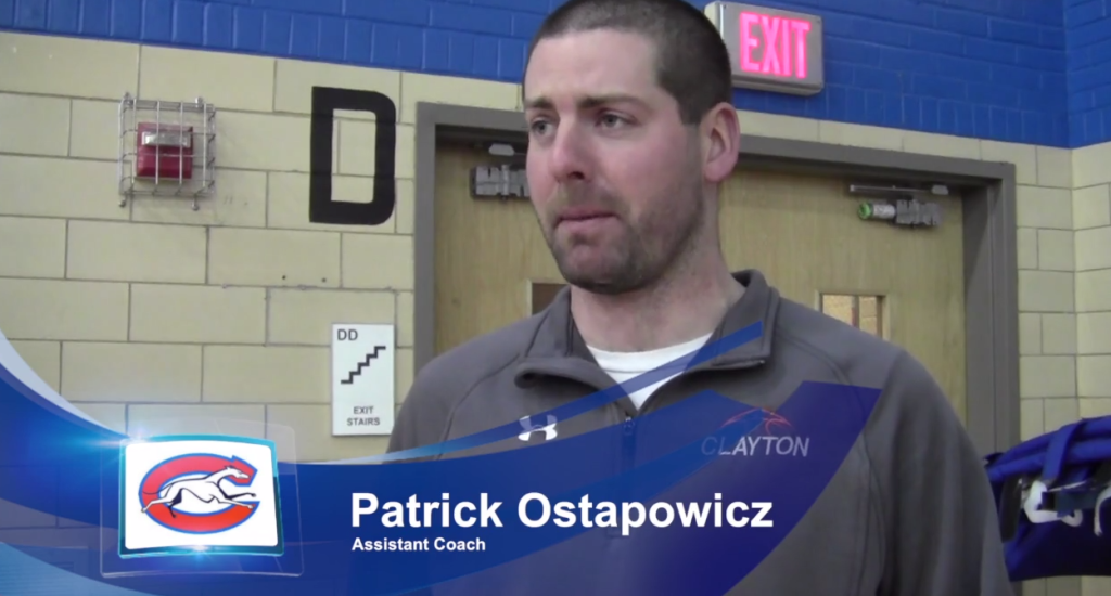 Assistant Coach Patrick Ostapowicz provides the inside scoop on the basketball Hounds.
